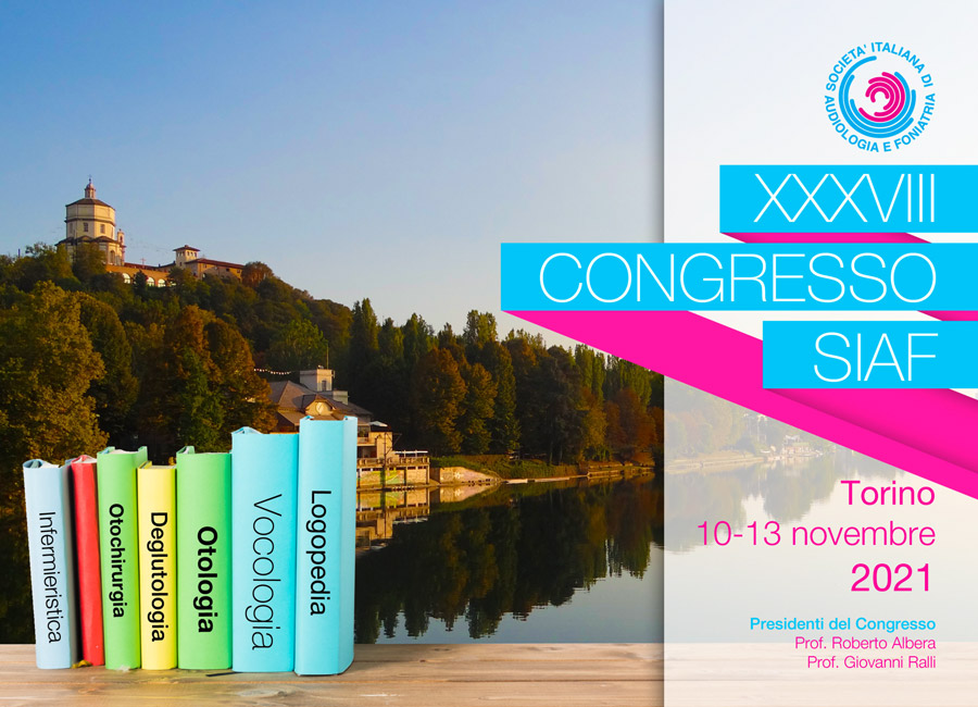 XXXVIIIcongressoSIAF-Torino2021
